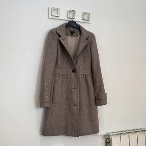 J. Crew Wool Blend Coat